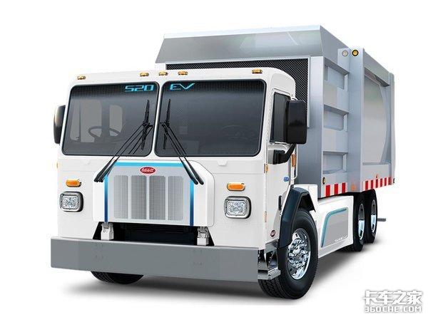 """海外新能源卡车进入""""百家争鸣""""的黄金时代谁会胜出?"""