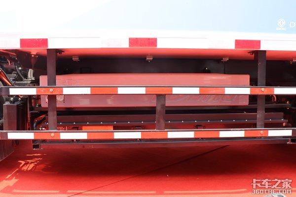福瑞卡混合动力冷藏轻卡发布!国六150马力配AMT可上绿牌续航远