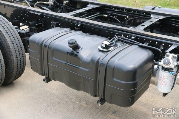 图解蓝牌轻卡奥铃CTS150马力配AMT城镇运输的利器!