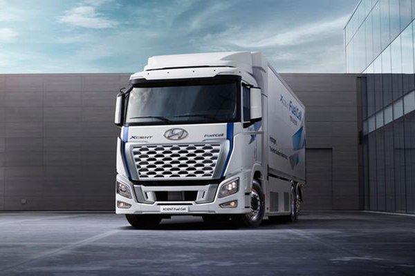 车市速看:现代汽车氢燃料电池重卡Xcient发布最大续航约400公里