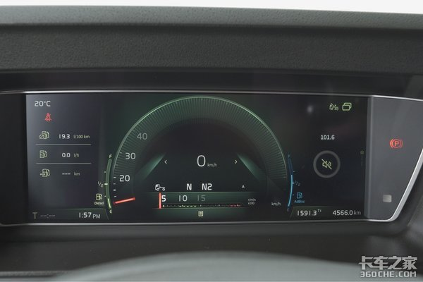 进口车中的走量神器再升级全新沃尔沃FM危化版来了!