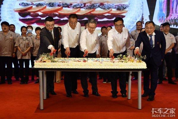 苏安车业成立23周年暨十万辆车交付庆典