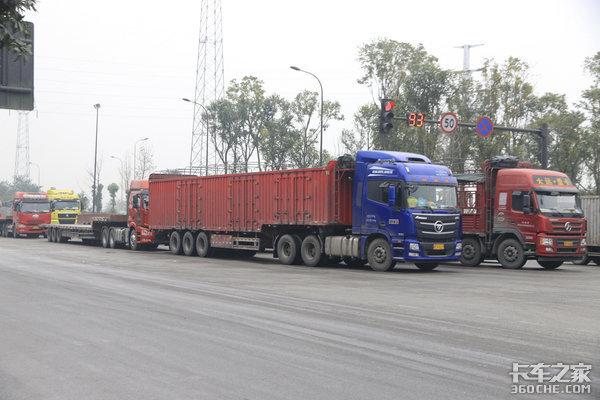 不少于6小时通行时间拟开通货运通道这些区域推进货车通行政策调整