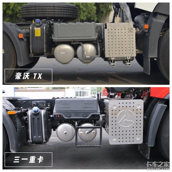 散装水泥运输怎么选?豪沃TX还是三一重卡