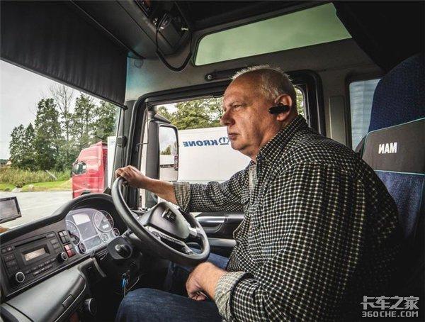 司机招聘差距有多大?看看欧美招聘要求