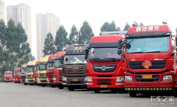 为什么货车要挂靠?个人如何申请货车营运证