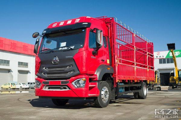 解放称雄重汽最猛,4月中重型载货车市场特点深度剖析