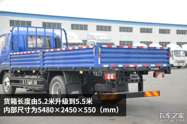 大金牛mini首发价13.98万4200mm轴距箱长近5.5米