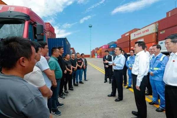 了解货运司机向总理反映的问题后宁波相关部门立行立改