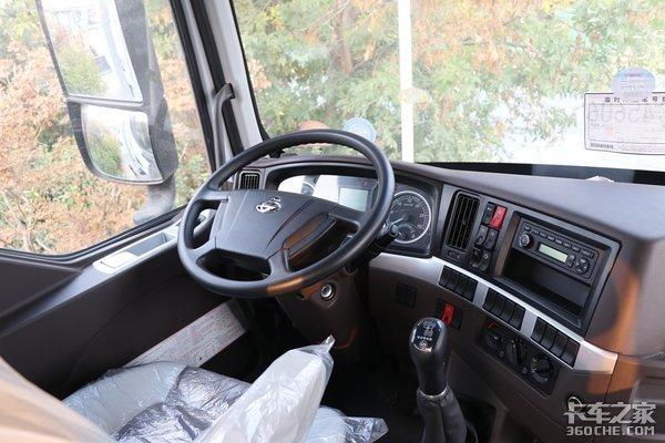 乘龙T5轿运车 总高度不超2.8m运力更强