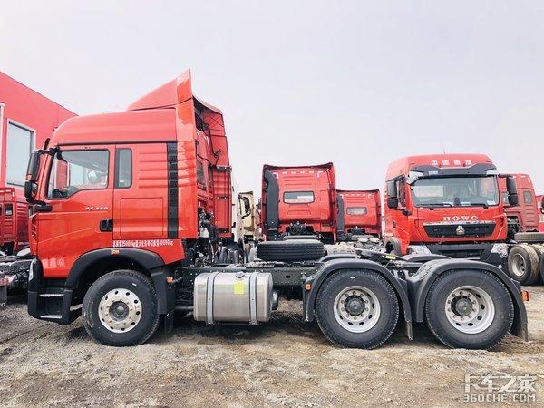 危化运输用TX7怎么样440马力售价32万可选装AMT