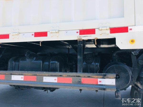 蓝牌不好跑就选黄牌图解4m2载货车时代康瑞H3