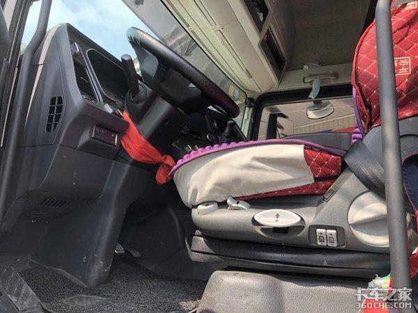 2018年底购置近百万解放J7冷藏车车主表示物超所值