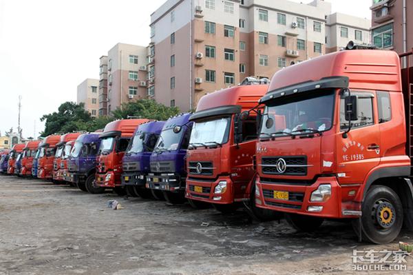 西安运费持续下跌卡友态度悲观:运费估计是不会涨了