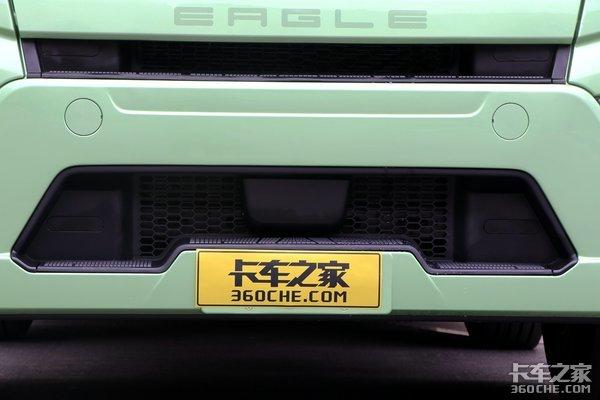 载梦前行,未来可'7'一汽解放J78×4载货车郑州上市