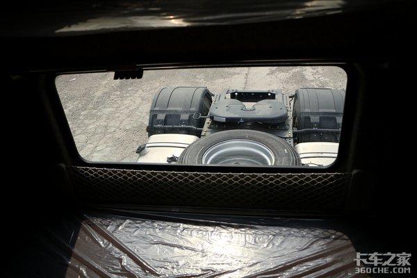 520马力+千升油箱+一身大牌乘龙H7堪称京东618快递神车