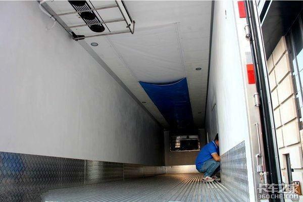 卡车新手如何做好冷链运输?