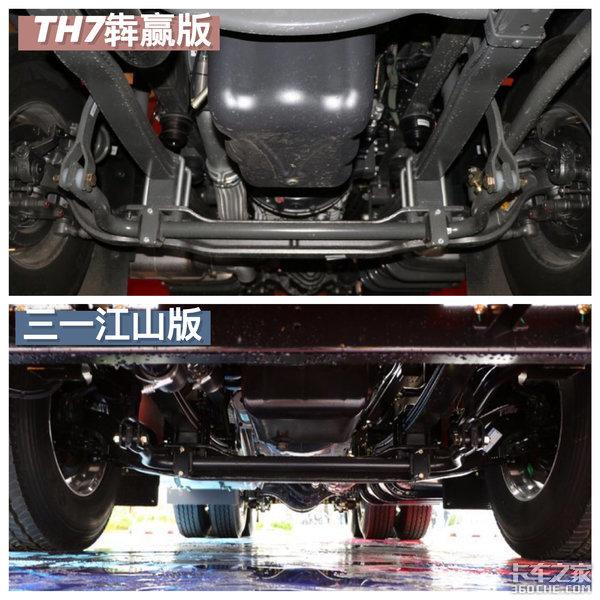 性价比重汽TH7�挠�版和三一重卡江山版怎么选?