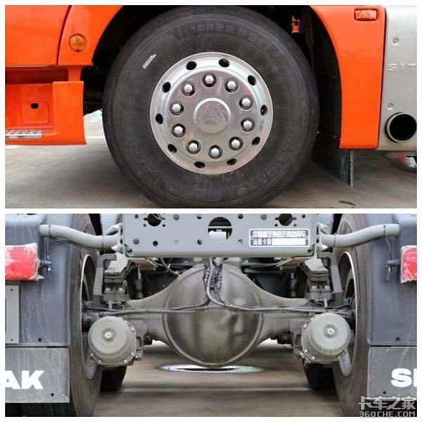 开张吃三年的大件运输选车汕德卡G7实用还可靠