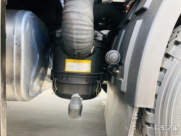 货箱长度在6米2短途城配用车首选190马力的解放虎VH