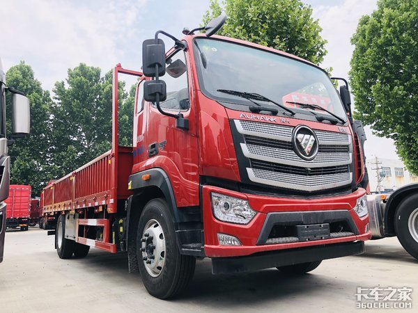 6米8散杂运输该怎么选车欧航R拥有国六b190马力输出