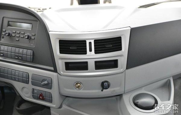 煤炭运输选啥车看看欧曼GTL质享版430马力康机上身续航1800KM