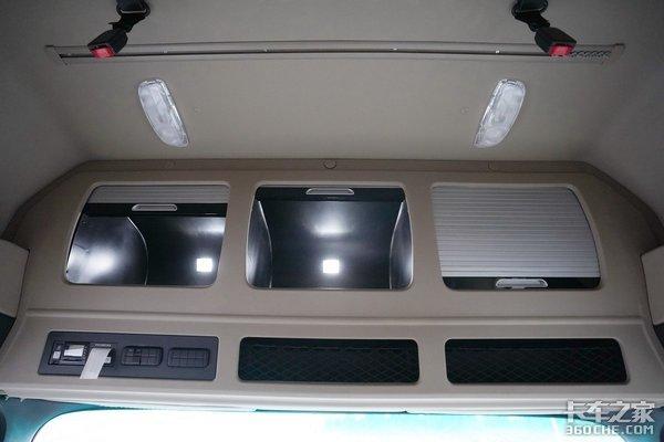 同样都是高顶双卧平地板6米8解放J6L和格尔发A5X你更中意谁?