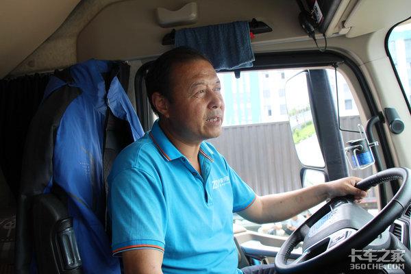 26年老司机转战快递业月行两万公里是常态年轻十岁我也能月入过万