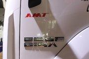 16升大排量发动机+采埃孚AMT 庆铃巨咖快递牵引车很省油