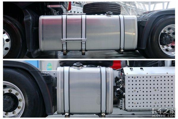 潍柴510马力+法士特变速箱乘龙H7整车自重仅7.2吨