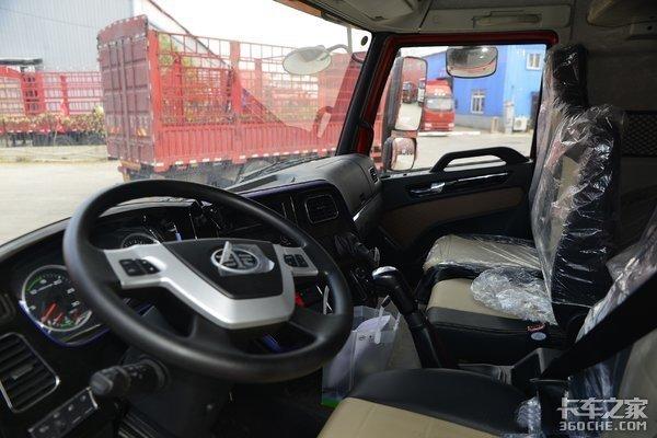 绿通运输如何选车龙VH2.0载货车实力超群