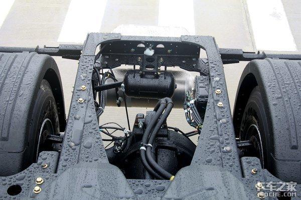 全新日野U11C发动机+全新驾驶室广汽日野700智臻全面升级