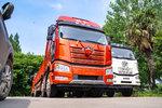 420马力8x4驱动 解读J6P质惠版绿通载货车