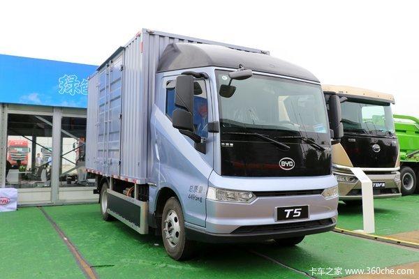 重慶和駿 現優惠2萬T5電動輕卡促銷中