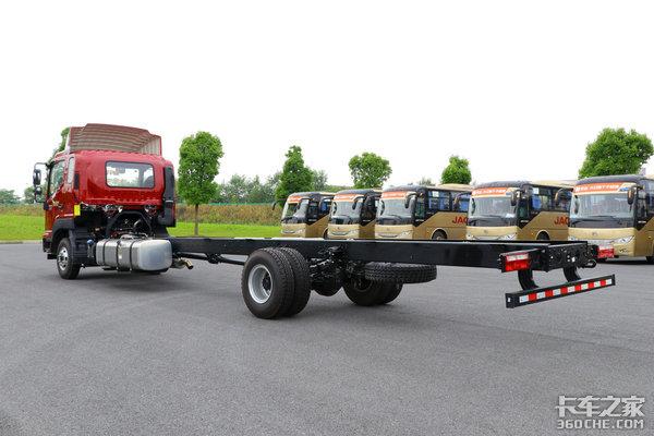 大单桥推荐这三款货厢容积均超60方能拉能跑价还不高!