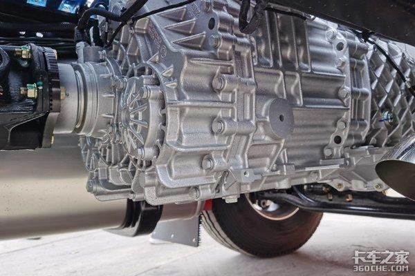 自动挡还带液缓这款560马力的牵引车36万就开走