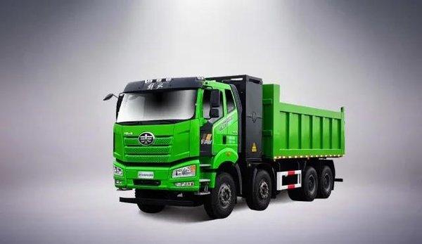 一汽解放新能源汽车践行绿色低碳之路