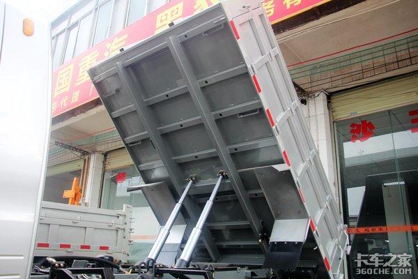 不仅能干重活还能下地库黑豹H3小自卸助力城乡建设