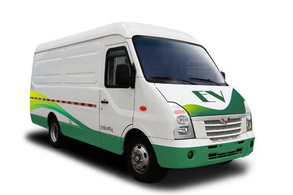 降价促销 EV80电动封闭厢货仅售17.88万