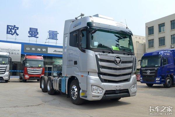 戴姆勒卡车拟年底前上市中国将成最大受益方?
