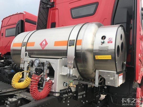 西北卡友更喜欢LNG燃气车你知道为什么吗?