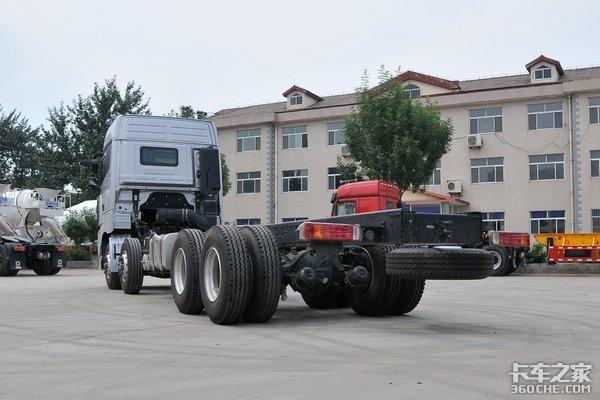 全在450马力以上!盘点四款8X4载货车高效运输中的波音747