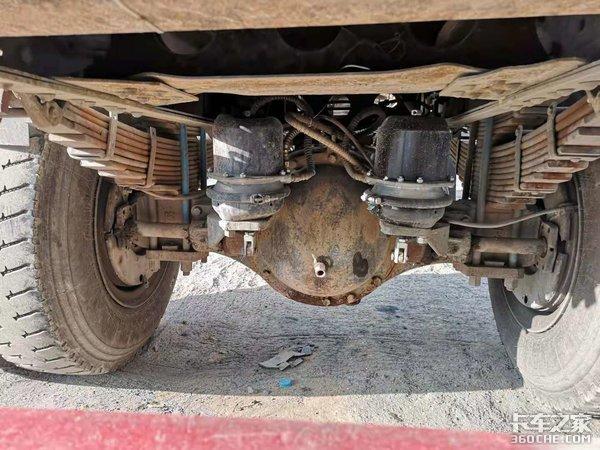 《卡车小百科》不起眼的双腔气室也有致命的一刻