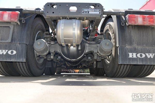 """国六540马力AMT带液缓这款豪沃TH7是干线物流""""神器""""吗?"""