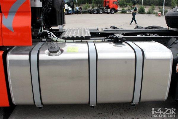 为什么老卡友都换汕德卡?500马力G7汕德卡适合高效运输