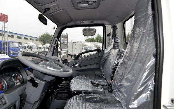 国六奥铃速运最高直降2万5款四米二轻卡降价促销