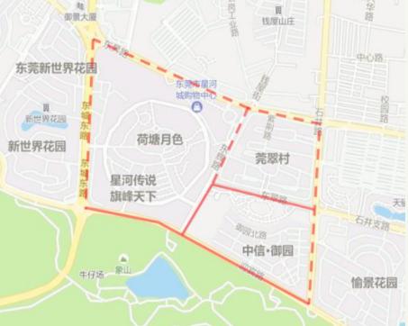 东莞:8月1日起这些区域全天24小时禁止柴油货车驶入