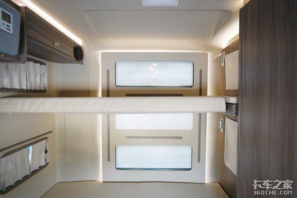 平头车也有长头体验?解放青汽JH6+生活舱详解便捷度超乎想象