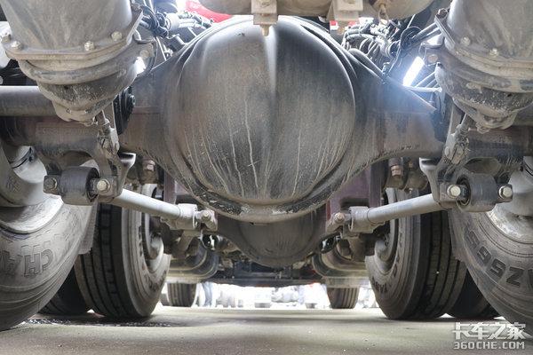 600马力搭配AMT乘龙H7跑干线物流如何?1300升油箱续航给力