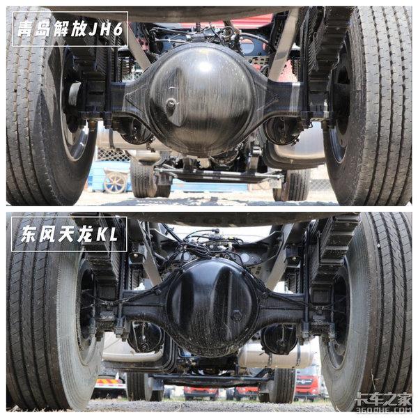 6x2冷链车型解放JH6和天龙KL你选谁?